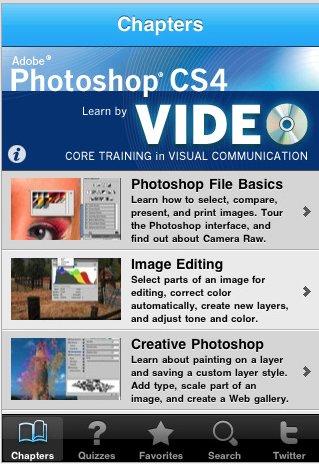 Adobe Photoshop + iPhone