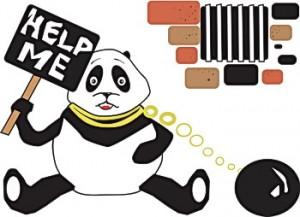 Панда от Гугль