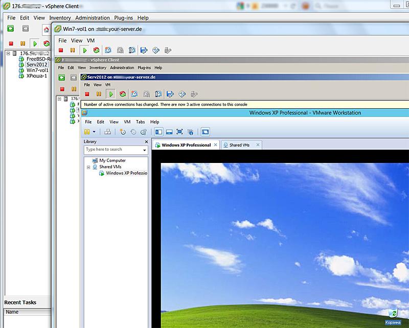 рекурсивность виртуализации